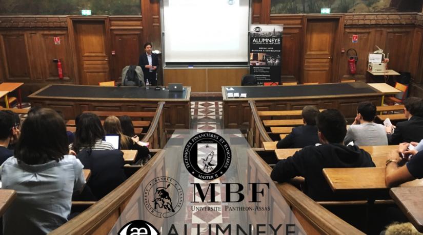 Partenariat Alumneye – MBF