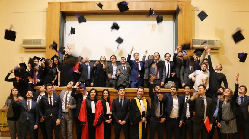 Remise des diplômes promotion 2016