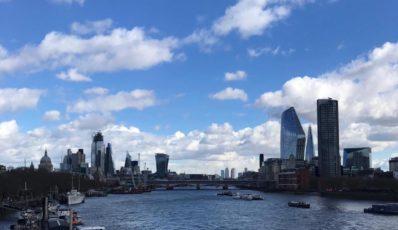 Séjour à Londres