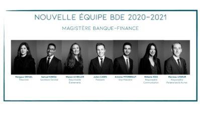 Le Bureau des Élèves 2020-2021