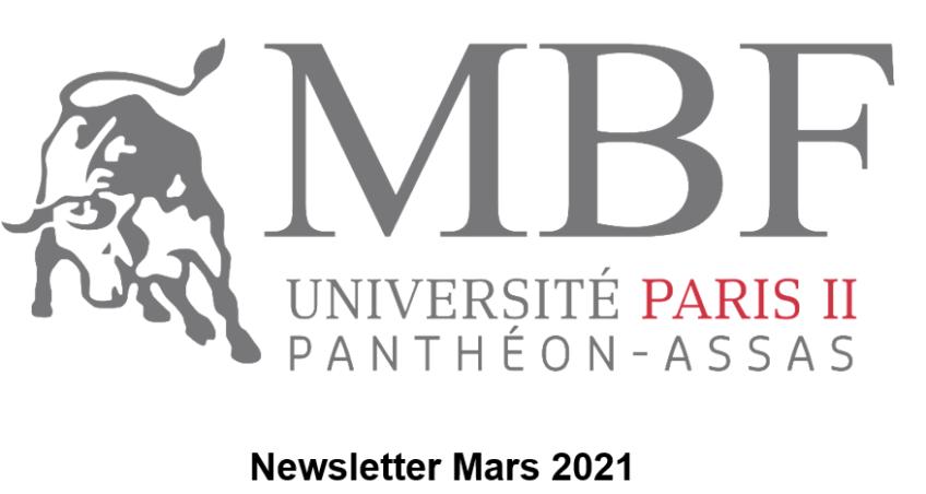 Nouvelle Newsletter