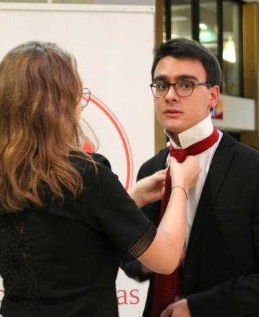 Interview d'un étudiant de la formation : Jean-Elie DUMAS